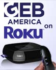 GEB America on ROKU