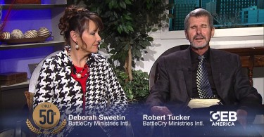 Deborah Sweetin and Robert Tucker – ORU 50th Anniversary