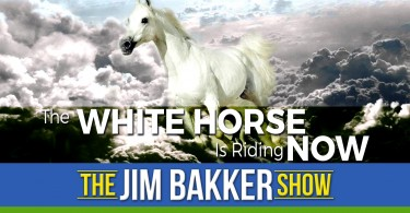 The White Horse is Riding Now!