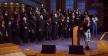 WHC Choir – Amazing
