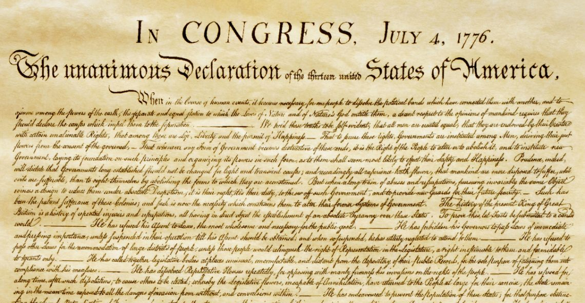 an introduction to the history of the declaration of independence in the united states Independence day, also referred to as the fourth of july or july fourth, is a federal holiday in the united states commemorating the adoption of the declaration of independence on july 4.