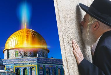 The Most Supernatural Event in Israel!