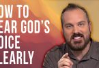 How to Hear God's Voice Clearly