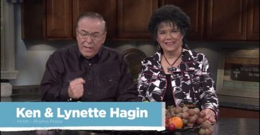 Pray It Forward – Ken & Lynette Hagin