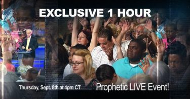 Sid Roth Live Special with Jonathan Cahn