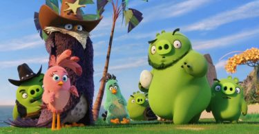 The Angry Birds Movie: Plugged In Movie Review