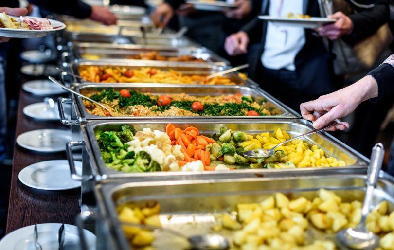 Astonishing Easy Buffet Ideas For Your Next Church Event Geb Beutiful Home Inspiration Truamahrainfo