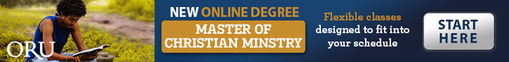 ORU New online degree Master of Christian Ministry. Flexible classes designed to fit your schedule. - Start Here