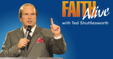 Ted Shuttlesworth-Faith Alive Saturday @ 3pm