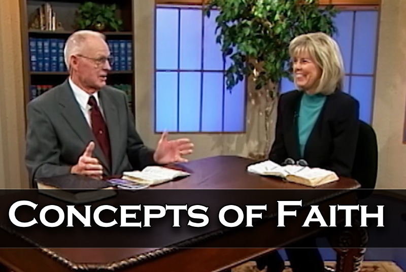 Concepts Of Faith with Charles Capps