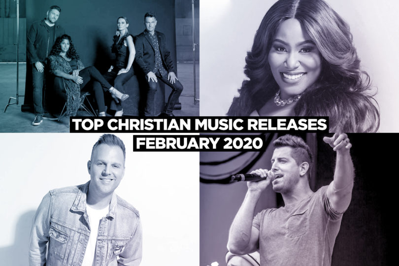 Top Christian Music Releases - February 2020