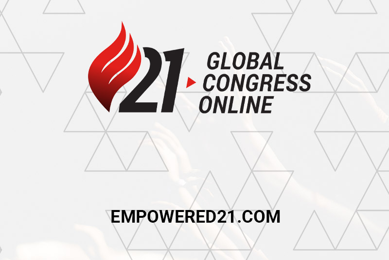 Empowered21 Global CongressEmpowered21 Global Congress Online