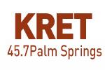 KRET 45.7 Palm Springs