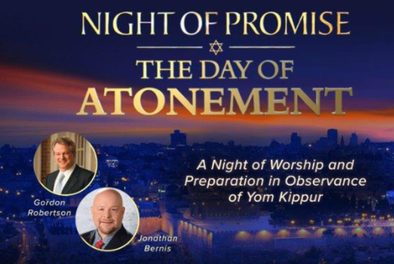 Night of Promise with Jonathan Bernis